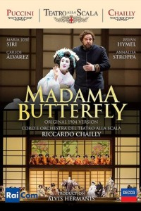 puccini butterfly hermanis chailly scala dec 2016 critique review dvd critique dvd opera par classiquenews 0044007439821