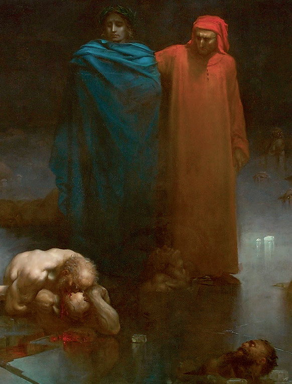 Opéra de SAINT-ETIENNE : Dante, l'opéra infernal de Godard