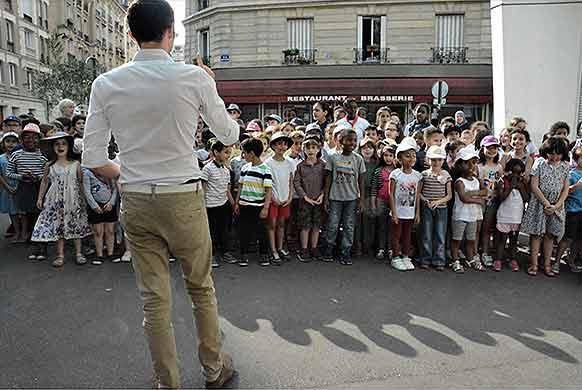 MUSIQUE ENGAGÉE. A Paris, les Frivolités réconcilient mômes et opérette