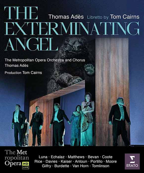 DVD événement, critique. ADES   The exterminating Angel (1 dvd Erato - nov  2017) 9aa7b85d1a9