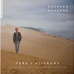 Errances poétiques de Gaspard Dehaene