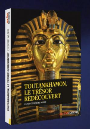 toutankhamon-le-tresor-redecouvert-dvd-video-documentaire-arte-critique-annonce-exposition-par-classiquenews