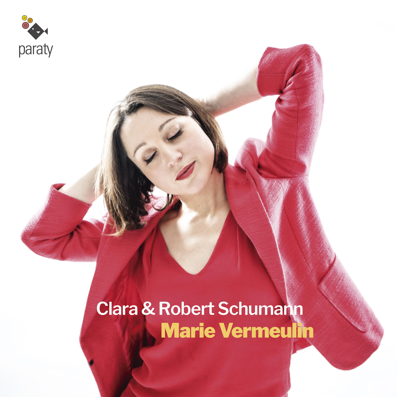 SCHUMANN clara cd critique review cd annonce classiquenews Paraty_219218_Vermeulin_Schumann_HM_COUV