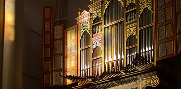 SUBLIME ORGUE DE GRANDVILLARS