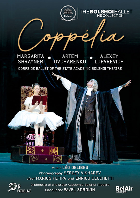 coppelia-delibes-bolshoiballet-critique-danse-compte-rendu-review-dvd-ballet-classiquenews-musique-classique-classiquenews-bac163-cover-coppliarecto