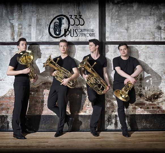 opus 333 quatuor saxhorns critique cd annonce concerts festivals classiquenews
