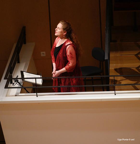 mahler symph 3 alex Bloch Orch national de lille Christianne Sotjin solo mezzo IV critique opera critique concert lille classiquenews