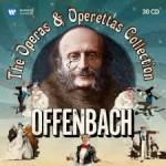 offenbach operas & operettas collection 30 cd warner classics centenaire naissance dossier offenbach 2019 classiquenews