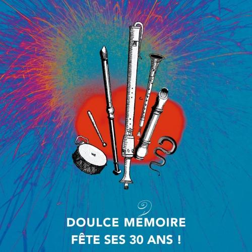 DOULCE MEMOIRE 30 ANS JUIN 2019 classiquenews concert evenement visuel-anniversaire-500x500