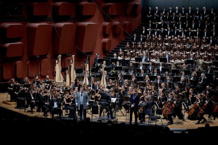 FAUST damnation BERLIOZ strasbourg SPyres didonato critique opera classiquenews orchestre strasbourg