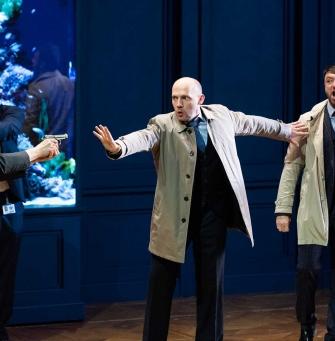 Opera. LYON, BENJAMIN, Lessons in Love and Violence, 14 mai 2019. Orchestre de l'opera de Lyon, Alexandre Bloch 4 critique opera classiquenews