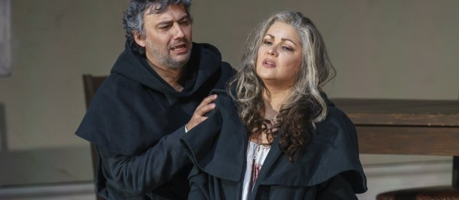 Kaufmann Netrebko forza del destino verdi Covent Garden avril 2019 critique review opera