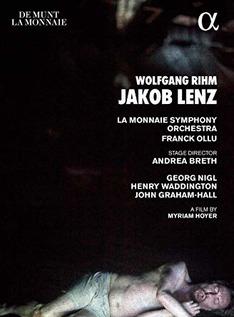 RIHM jakob lenz opéra bruxelles critique opéra comte rendu opéra classiquenews Bruxelles dvd critique opéra classiquenews