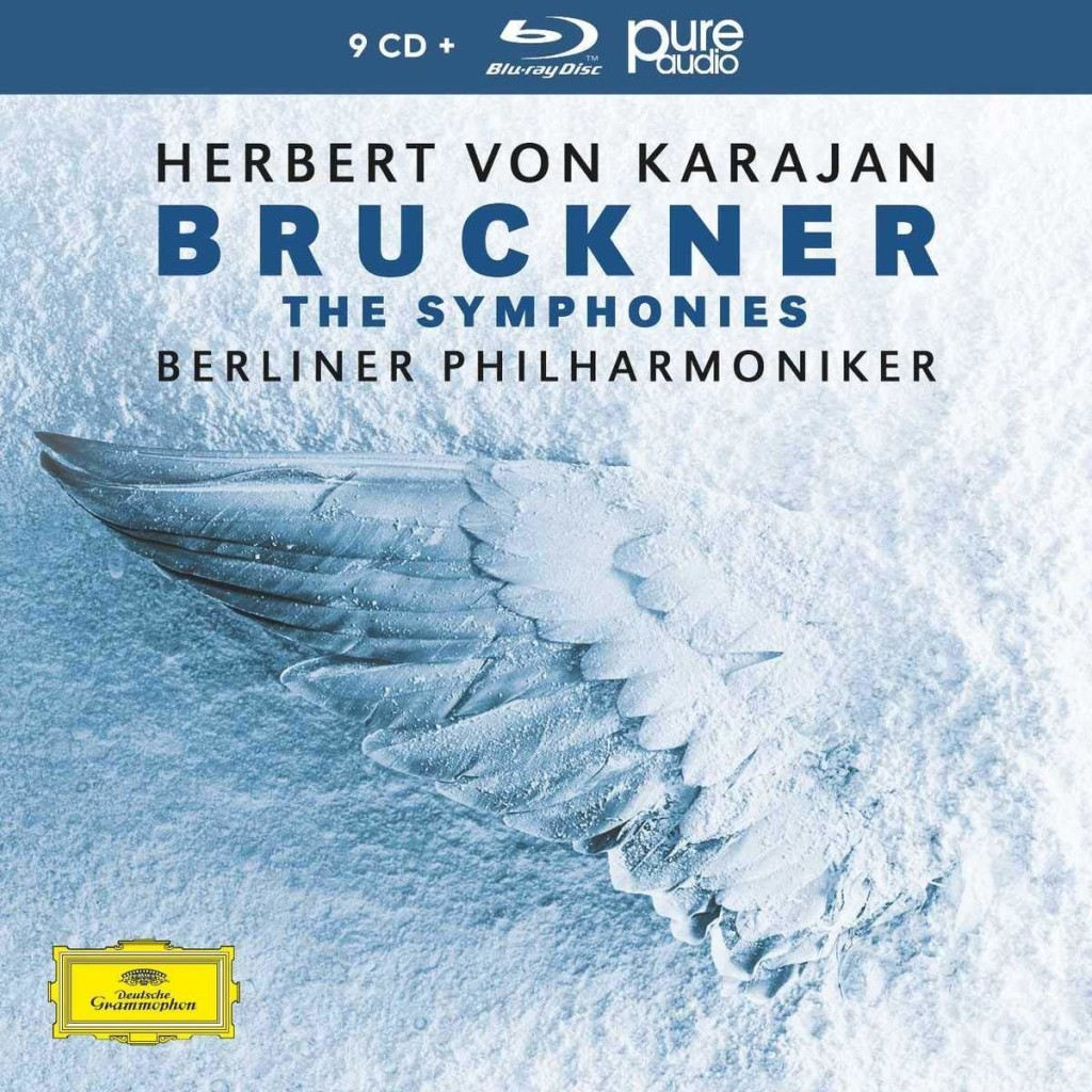 BRUCKNER symphonies 1 - 9 Berliner Philharmoniker coffret set box 9 cd DG Deutsche Grammophon review cd critique par classiquenews KARAJAN 2019 71-ssYNLWdL._SL1200_