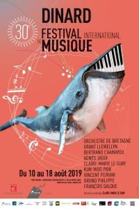 DINARD festival 30 ans edition anniversaire concerts festival opera classiquenews 2019 annonce opera concerts sur classiquenews affiche-2019