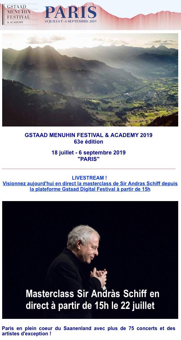 GSTAAD-MENUHIN-festival-2019-live-stream-Sir-Andras-Schiff-PARIS-annonce-presentation-classiquenews