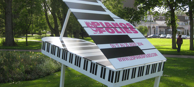 PIANO FOLIES festival touquet 2014