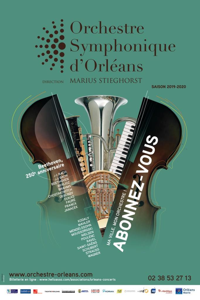 Saison 19-20 OSO Orchestre symphonique d orleans classiquenews annonce critique saison 2019 2020