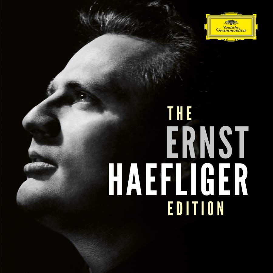 ernst the ernst haefliger deutsche grammophon coffret set box  12 cd critique review  Schubert Die schine mullerin Wintereise schwanengesang critique lieder critique cd critique opera classiquenews dg4837122