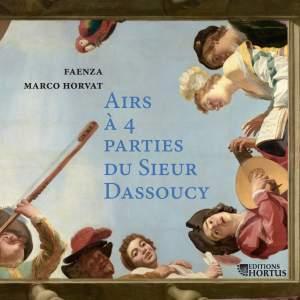 dassoucy horvat airs critique cd classiquenews hortus _Disque