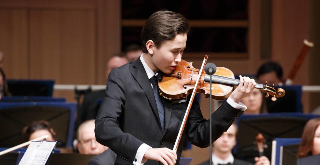 LOZAKOVICH Daniel violon gstaad concert critique classiquenews