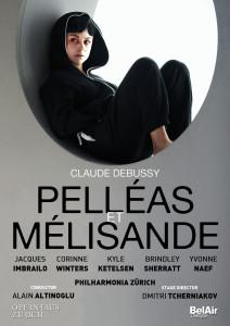 DEBUSSY PELLEAS mélisande tcherniakov zurich 2016 critique opera critique dvd classiquenews bac157-cover-pellasrecto