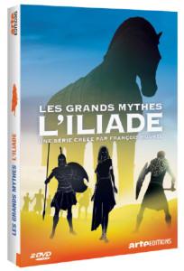 ILIADE les-grands-mythes-i-liade-francois-busnel-dvd-annonce-critique-dvd-serie-saison-classiquenews