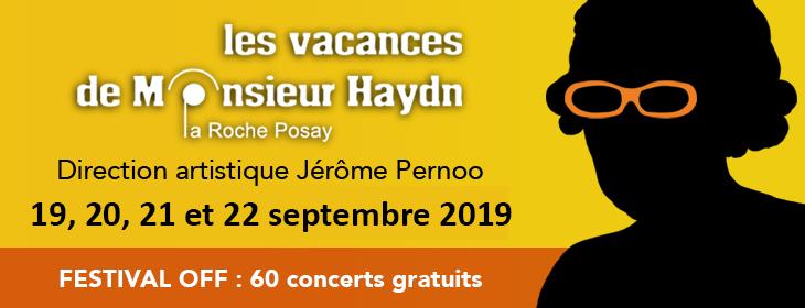 vacances monsieur haydn jerome pernoo festival 2019 classiquenews BANNER