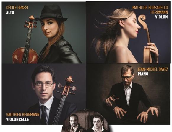 ARTIE-S-cecile-grassi-gauthier-herrmann-jean-michel-Dayez-Mathilde-borsarello-herrmann-brahms-concert-evenemtn-paris-3-octobre-2019-annonce-classiquenews