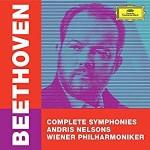 BEETHOVEN andris nelsons 9 symphonies wiener philharmoniker 5 cd blu ray DG Deutsche Grammophon