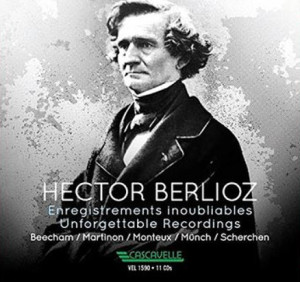 BERLIOZ-cascavelle-enregistrements-inoubliables-unforgettable-recordings-munch-monteux-cluytens-cd-11-cd-critique-classiquenews