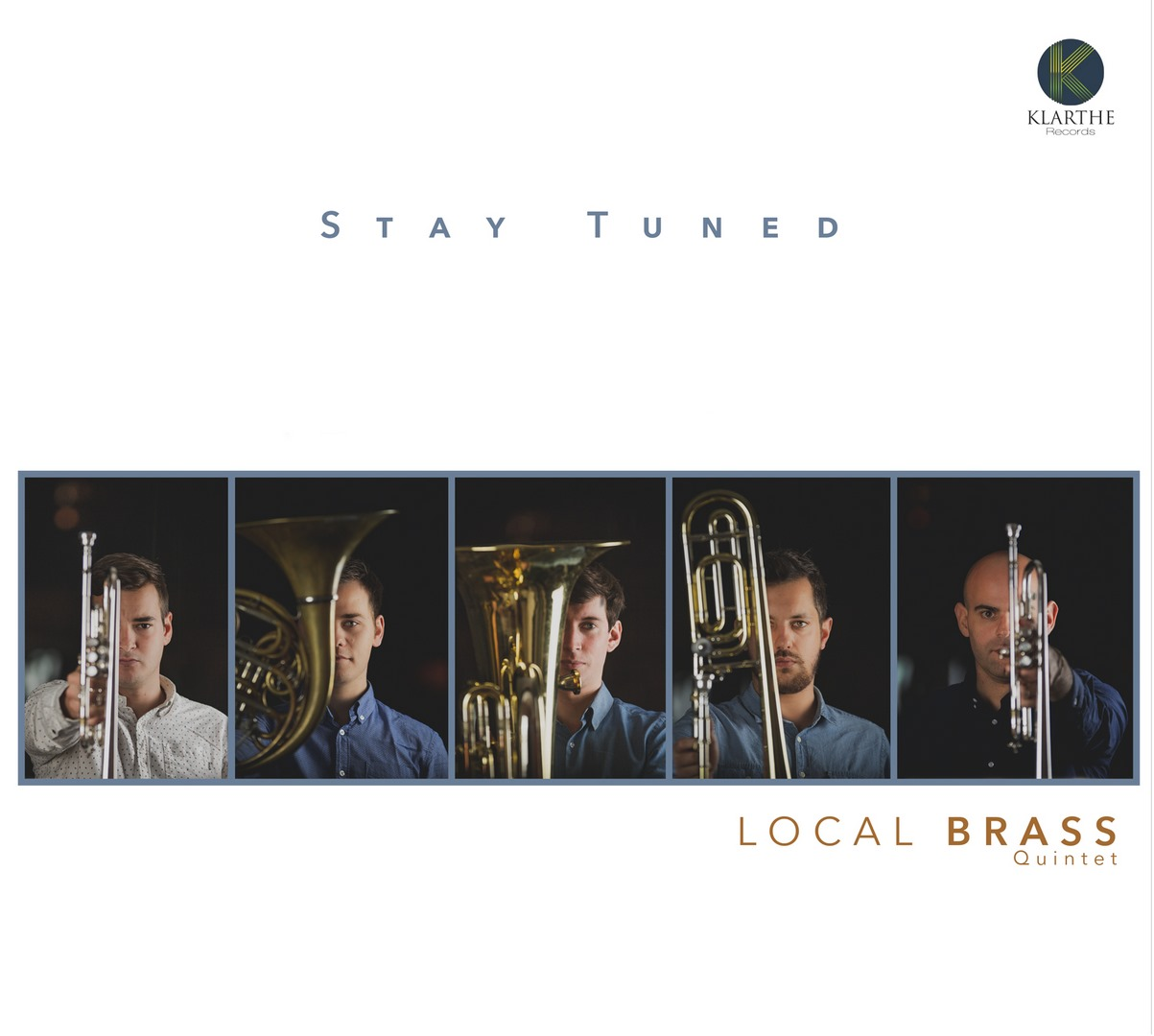 LOCAL BRASS quintette critique cd classiquenews KLA065couv_low