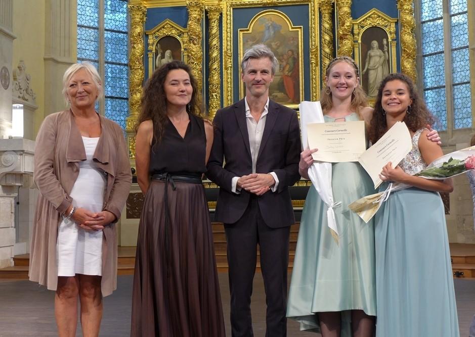 Remise des Prix © Sylvie Cochet