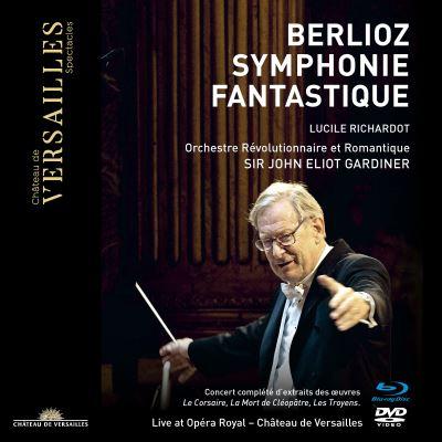 Symphonie-fantastique-DVD-Inclus-Blu-ray BERLIOZ lucile ricahrdot cleopatre didon critique concert dvd review opera concert classiquenews