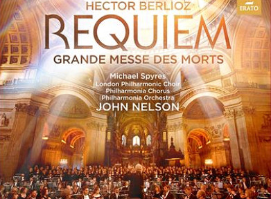 berlioz-requiem-nelson-hon-londres-saint-paul-philharmonia-orchestra-michael-spyres-requiem-critique-cd-review-cd-classiquenews