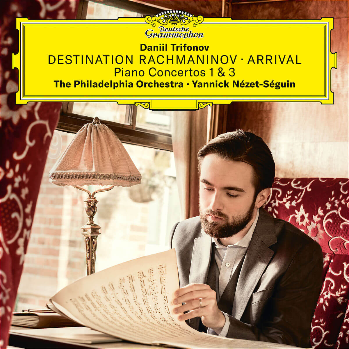 trifonov daniil cd destination rachmaninov arrival piano concertos 1 3 nezet-seguin cd deutsche grammophon cd critique review classiquenews - copie