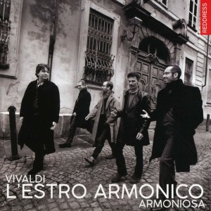 vivaldi estro aronico armoniosa cd critique review redderess critique cd classiquenews
