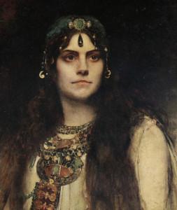 CARON-ROSE-edgar-degas-sigurd-classiquenews-portrait