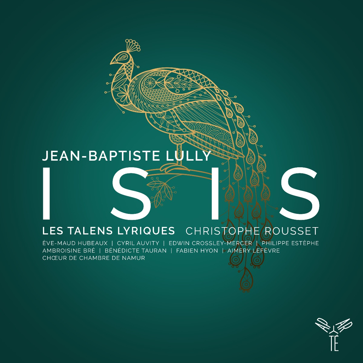 LULLY isis ROUSSET critique cd opera classiquenews