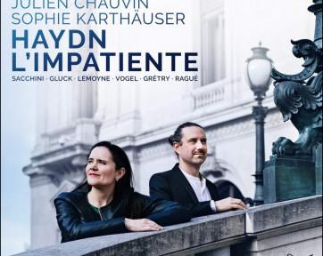 HAYDN symphonie 86 critique cd classiquenews Sophie-Karthäuser_Le-Concert-de-la-Loge_Julien-Chauvin_Haydn-362x362
