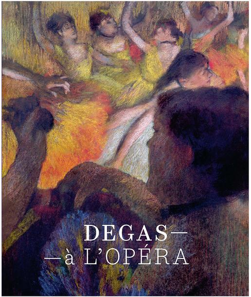 degas a l opera catalogue livre evenement exposition degas opera musee d orsay janvier 2010 critique annonce analyse classiquenews