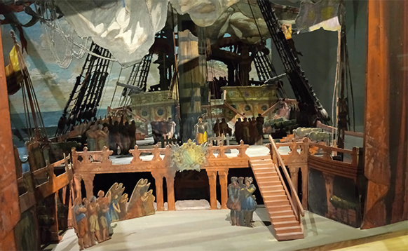 vasco-de-gama-africaine-maquette-bateau-exposition-grand-opera-palais-garnier-classiquenews