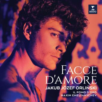 Facce-d-Amore jakub jozef orlinski il pomo d oro cd reviex critique cd opera concert annonce classiquenews cd baroque chant baroque critique classiquenews