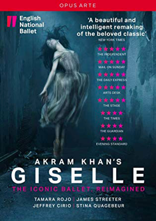GISELLE-danse-ballet-critic-review-critique-classiquenews-tamara-rojo-james-streeter-giselle-akram-khan-ballet-english-national-dvd-opus-arte-danse-critique-classiquenews