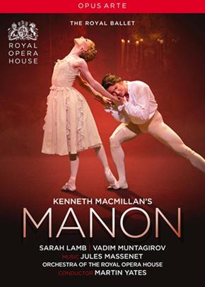 La Manon atemporelle de McMILLAN