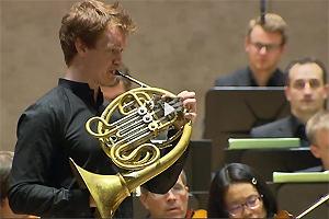 Felix delvaux cor concert critique classiquenews-video