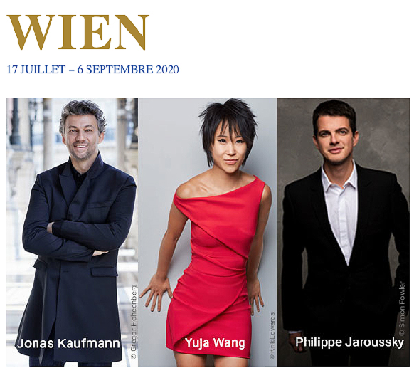 GSTAAD-MENUHIN-FESTIVAL-WIEN-VIENNE-2020-annonce-crtiique-Kaufmann-Wang-jaroussky-classiquenews