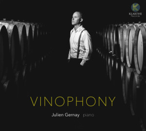 VINOHONY julien gernay cd klarthe critique review cd classiquenews critique concert piano KLA086couv_low