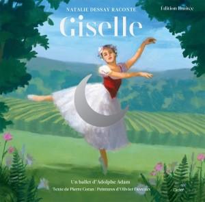 didier jeunesse giselle danse livre cd dessay coran desvaux critique livre classiquenews 9782278098088-001-T