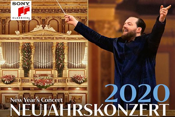 CONCERT DU NOUVEL AN à VIENNE 2020